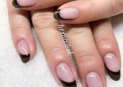Negative Space with a Classic French Twist